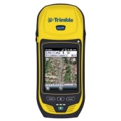 Trimble Geo 7X handheld, w/Trimble Access, Zephyr